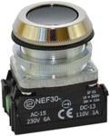 NEF30-KXY-czarny przycisk sterowniczy