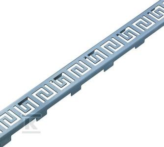 Ruszt liniowy do kanałów WaterLine model ATHENS 800 MM