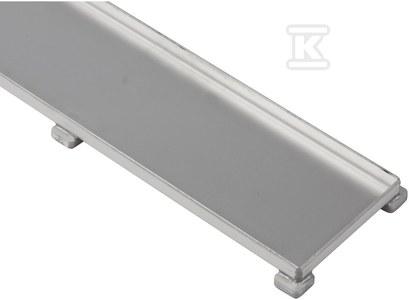 Ruszt do kanałów przemysłowych typ do wypełnienia kaflą/epoxydem K=250 kg, 144x 500 mm