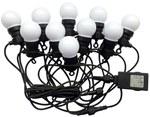 Girlanda LED VT-70510 10 źródeł światła RGBY 0.5W 5M 24V IP44