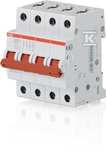 SD204/63 rozłącznik