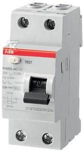 FH202 AC-63/0,03 6kA wyłącznik różnicowo-prądowy HOME