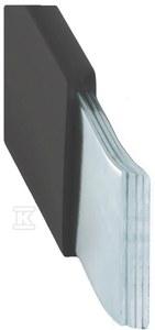Szyna miedziana MOFLEX TIN 32x1x4, 128mm2, In=706A, 2m  MMT0320401