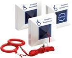System wzywania pomocy do toalet (Zestaw), CFEAPULLKIT