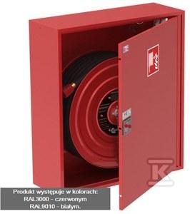Hydrant modułowy, czerwony, 78X78X25, patent, pełne