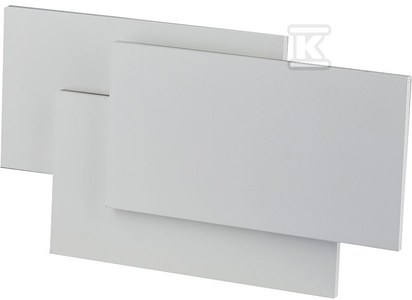 Kinkiet LED VT-712 12W 1100lm 4000K IP20 biały