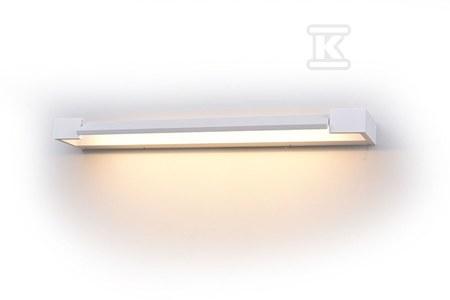 Kinkiet LED VT-819 18W 1800lm 4000K biały IP44