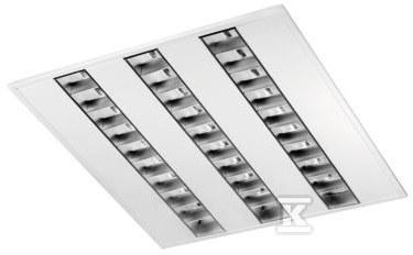 Oprawa podtynkowa Quaset LED 3x PARS 45W 4000K 4980lm biały IP20