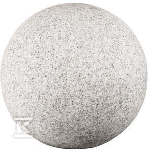Oprawa ogrodowa STONO 30 E27 IP65 granit Φ300mm