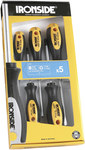 Zestaw wkrętaków śrubokrętów Ironside 120501/01650195118