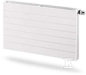 Grzejnik PURMO Ramo RCV33-lewy 900x500, moc grzewcza: 1586W (75/65/20°C), grzejnik stalowy płytowy z podłączeniem dolnym, typ PURMO Ramo Ventil Compact, kolor biały RAL9016