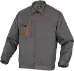 Bluza MACH2 2 szaro-pomarańczowy M