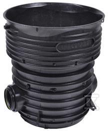 Kineta 425x250mm/0° przepływowa (do studni Tegra 425)