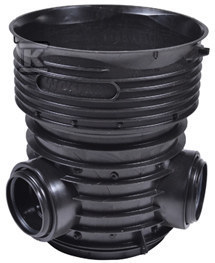 Kineta 425x160mm/60° przepływowa (do studni Tegra 425)