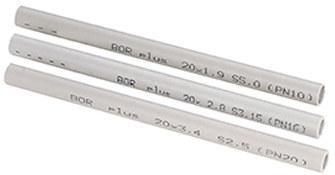 Rura PP 63x8.6x4000 PN16 Bor Plus /4m/