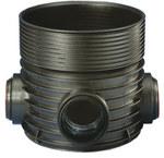 Kineta 600x250mm dopływ lewy/prawy (do studni Tegra 600)