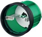 Element świetlny Ø70 zielony światło ciągłe LED 24V AC/DC