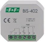 Przekaźnik bistabilny do montażu podtynkowego BIS-402