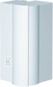 Kąt zewnętrzny 65x210 D, biały