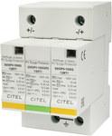 Ogranicznik przepięć typ 1+2 (BC) 12,5kA 2p+GDS50PV-1000G/12KT1