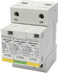 Ogranicznik przepięć typ 1+2 (BC) 12,5KA 2P+G DS50PVS-1000G