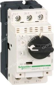 Wyłącznik silnikowy TeSys GV2P napęd obrotowy 9-14A zaciski skrzynkowe