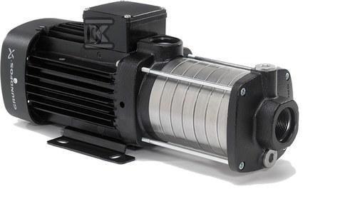 Pozioma pompa wielostopniowa CM 5-6 A-R-A-E AQQE F-A-A-N 1.5kW 400V