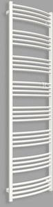 Grzejnik łazienkowy LENA 1860/536, moc grzewcza (75/65/20): 851W, rozstaw: 506mm, typ podłączenia: SX, kolor: biały RAL9016, wymiary[mm]: H=1860, L=536, D=95
