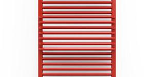 Grzejnik łazienkowy POC 2 1240/500, moc grzewcza (75/65/20): 744W, rozstaw: 470mm, typ podłączenia: SX, kolor: biały RAL9016, wymiary[mm]: H=1240, L=500, D=100