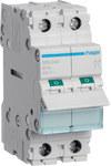 Modułowy rozłącznik izolacyjny 2P 40A 400VAC