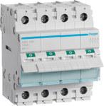 Modułowy rozłącznik izolacyjny 4P 100A 400VAC