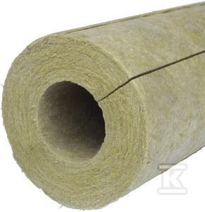 Otulina z wełny mineralnej bez dodatkowej okładziny gr.60 mm śr.60mm /3,6m/