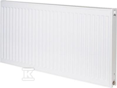 Grzejnik PURMO C11 300x800, moc grzewcza: 437W (75/65/20°C), grzejnik stalowy płytowy z podłączeniem bocznym, typ PURMO Compact, kolor biały RAL9016