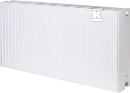 Grzejnik PURMO C33 300x1200, moc grzewcza: 1616W (75/65/20°C), grzejnik stalowy płytowy z podłączeniem bocznym, typ PURMO Compact, kolor biały RAL9016
