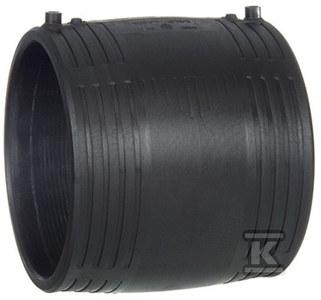 Mufa elektrooporowa DN355 PE100, SDR11, PN10 gaz/PN16 woda