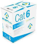UTP kabel kat.6 LSOH 4x2x23AWG 305m klasa palności Dca ALANTEC 25 lat gwarancji, certyfikat jakości - INTERTEK (USA)