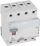Wyłącznik różnicowoprądowy P304 4P 25A 30MA TYP A TX3