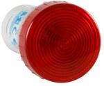 Lampka kompaktowa czerwona 24V BA9S Z LED 24V na prąd zmienny i stały BA9S