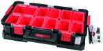 System pojemników narzędziowych, organizer, 9 pojemników wewnętrznych [expert]