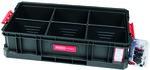 System pojemników narzędz., otwarta skrzynka 14,3 l, 5 regulowanych przegród [expert]