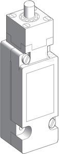 Wyłącznik krańcowy metalowy 1 styk C/O konektor M20
