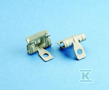 Zacisk 4H912 element prowadzenia oraz łaczenia kabli grubość półki: 14-20mm