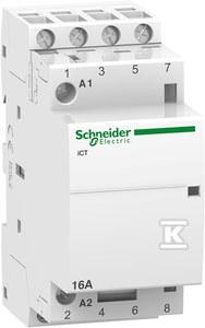 Stycznik modułowy iCT50-16-40-24 16A 4NO 50Hz 24 VAC