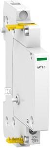 Rozszerzenie przekaźnika impulsowego iATLc do sterowania centralnego 24-240 VAC