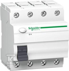 Wyłącznik różnicowoprądowy IDK-63-4-300-AC 63A 4-biegunowy 300mA typ AC