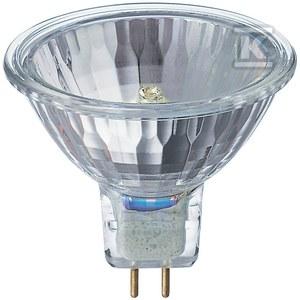 Niskonapięciowa reflektorowa lampa halogenowa z powłoką dichroiczną MASTERLine ES 45W GU5.3 12V kąt rozsyłu 60°