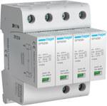 Ogranicznik przepięć T1+T2 MOV 4P sieć TN-S Iimp=50 kA Up☐1,5kV styk FM