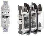 podstawa NH2, 3p, 400A, montaż szyna DIN i śruby
