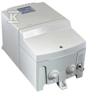 Transformator jednofazowy PVS 630 230/24V IP54 obudowany z zabezpieczeniem