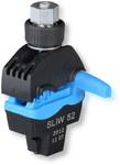 Zacisk dwustronny Al/Cu 16-150 mm² / 1,5-16 mm² SLIW52